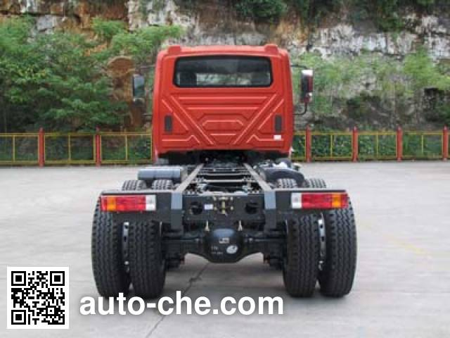 FAW Jiefang CA3250K2E4T1A93 dump truck chassis