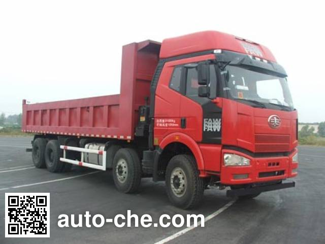 FAW Jiefang CA3310P66K2L5T4AE5 diesel cabover dump truck