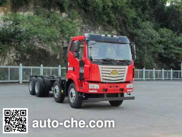 FAW Jiefang CA3313P3K2E5T4A91 dump truck chassis