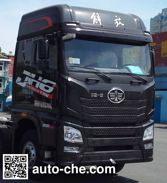FAW Jiefang CA4170P25K2E5A82 diesel cabover tractor unit