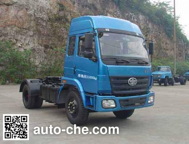 FAW Jiefang CA4173PK2E3A95 cabover tractor unit