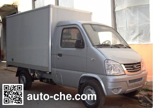 FAW Jiefang CA5026XXY van truck