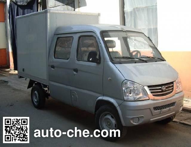 FAW Jiefang CA5024XXY van truck