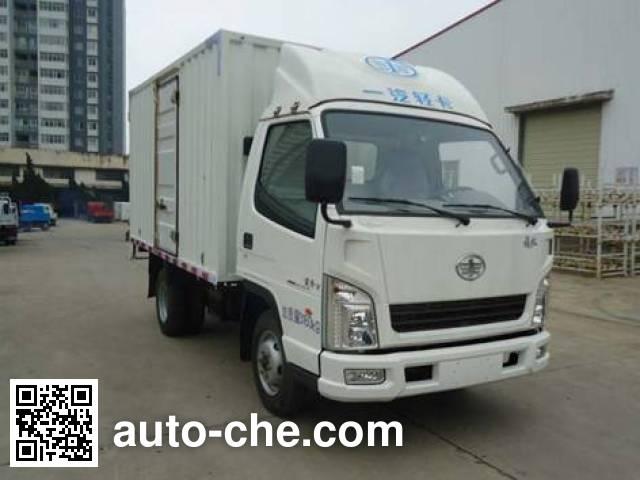 FAW Jiefang CA5030XXYK3LE4 box van truck