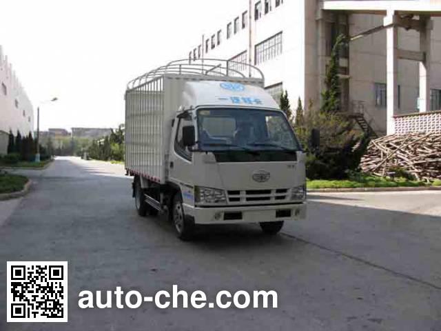 解放牌CA5040CCYK11L2E4-1仓栅式运输车