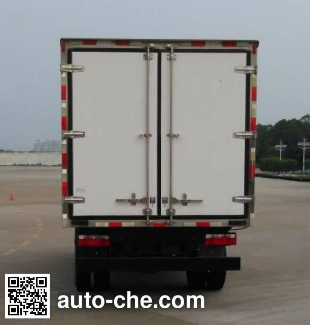 FAW Jiefang CA5044XLCP40K2L1E5A84 refrigerated truck