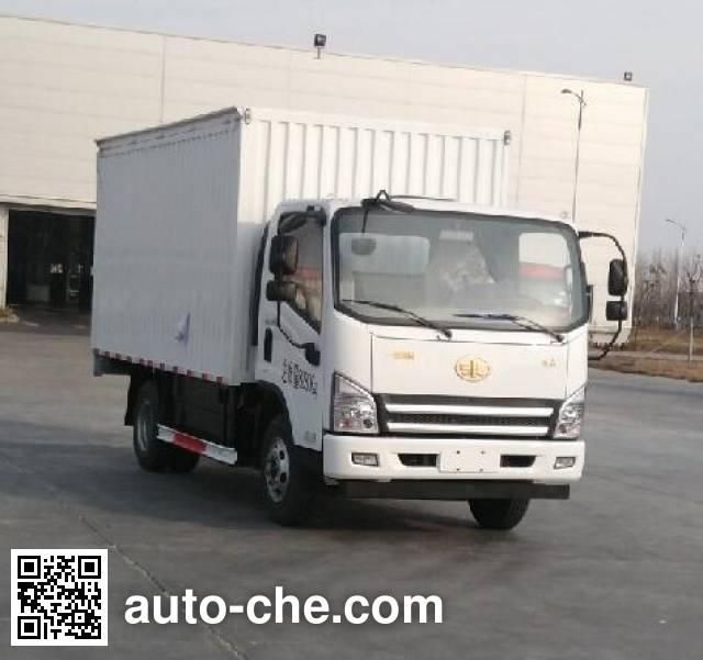 FAW Jiefang CA5080XXYP40L1EVA84-3 electric cargo van