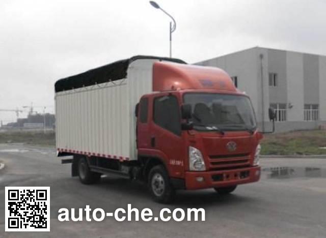 FAW Jiefang CA5083CPYPK45L3R5E1 автофургон с тентованным верхом