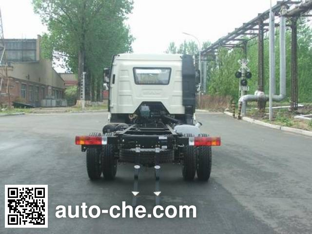 FAW Jiefang CA5160GYYP62K1L3E5 oil tank truck chassis