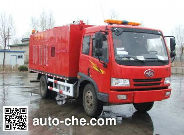 FAW Jiefang CA5120TYHP9K2LE pavement maintenance truck