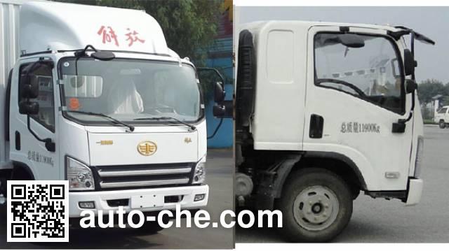 FAW Jiefang CA5121XXYP40K2L2E5A84 box van truck