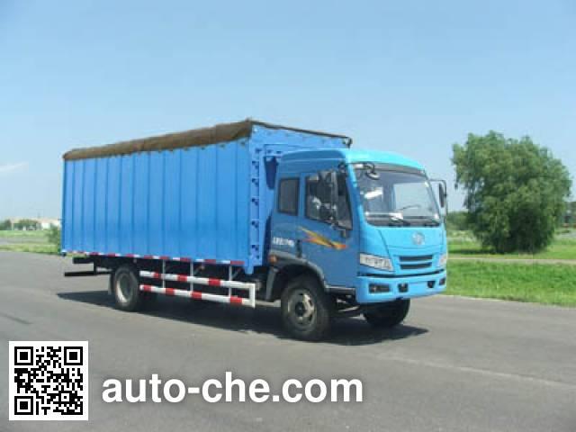 FAW Jiefang CA5160CPYP10K1L3E4 автофургон с тентованным верхом