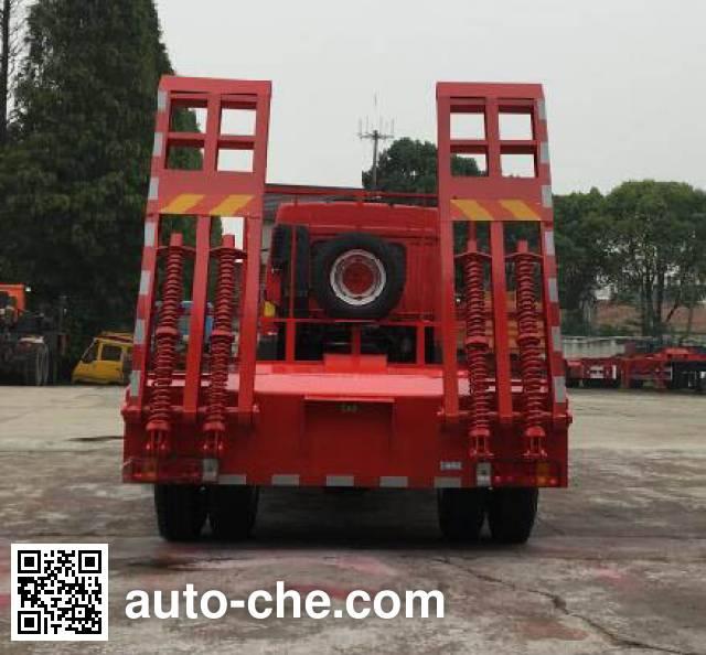 FAW Jiefang CA5160TPBPK2E5A80 flatbed truck