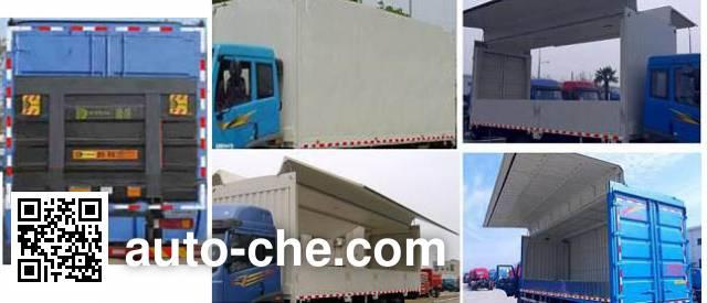 FAW Jiefang CA5189XYKPK2L5E5A80 wing van truck