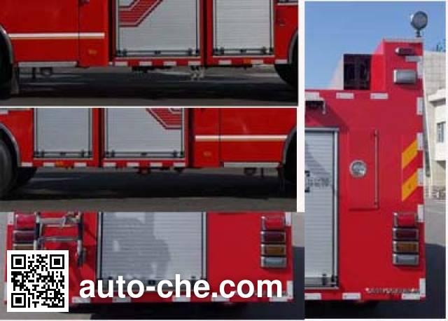 FAW Jiefang CA5170GXFAP40 class A foam fire engine