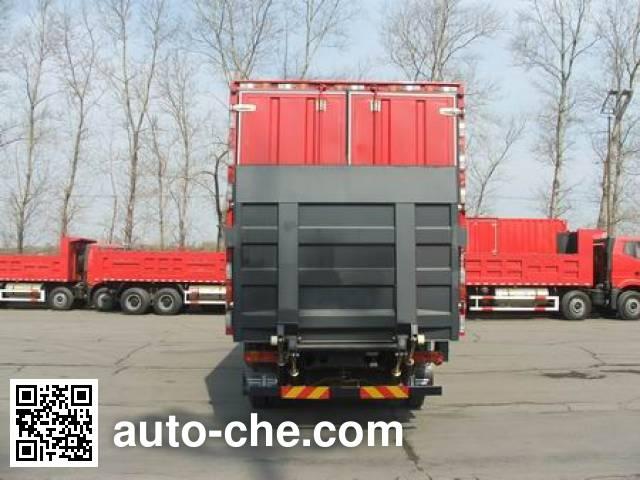 FAW Jiefang CA5160XXYP62K1L7E5 box van truck