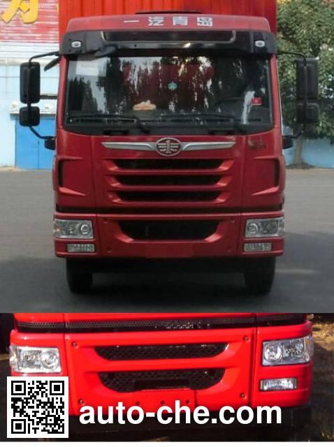 FAW Jiefang CA5182XXYPK2L5BE5A80 van truck chassis