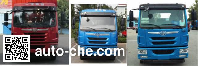 FAW Jiefang CA5189XXYPK2L5E5A80 box van truck
