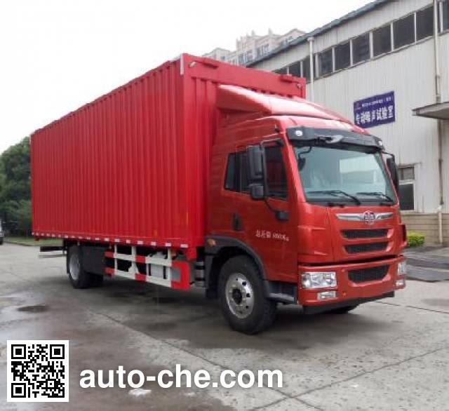 FAW Jiefang CA5189XYKPK2L7E5A80 wing van truck