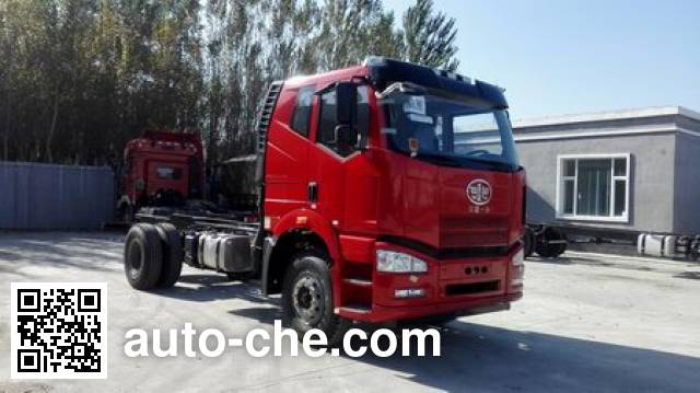FAW Jiefang CA5200TXFP63K1L2E5 fire truck chassis