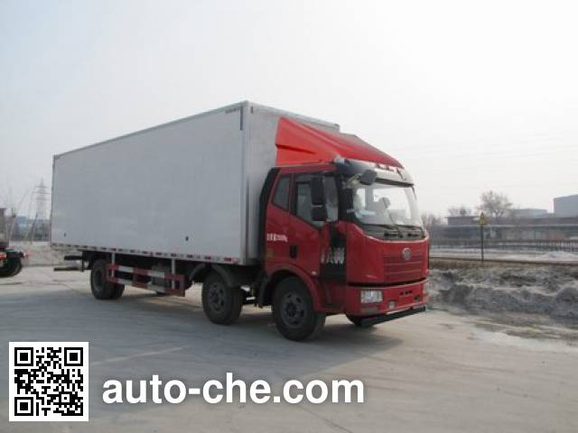FAW Jiefang CA5220XBWP62K1L7T3E4 insulated box van truck