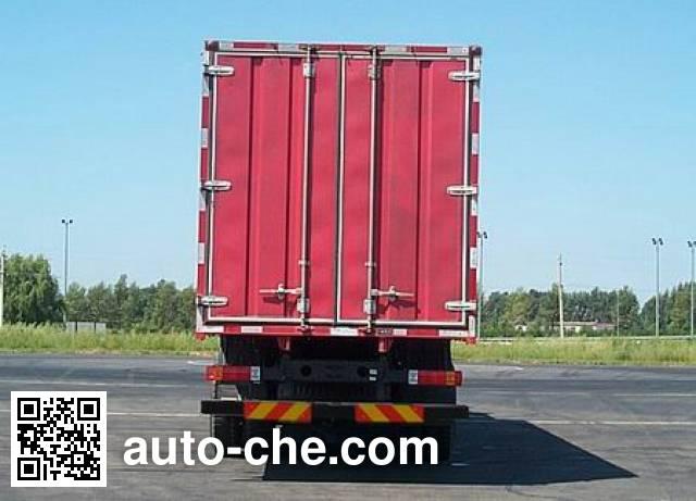 FAW Jiefang CA5240XXYP63K1L6T10E4 box van truck