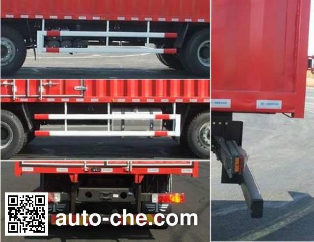 FAW Jiefang CA5240XXYP63K2L6T4AE4 box van truck