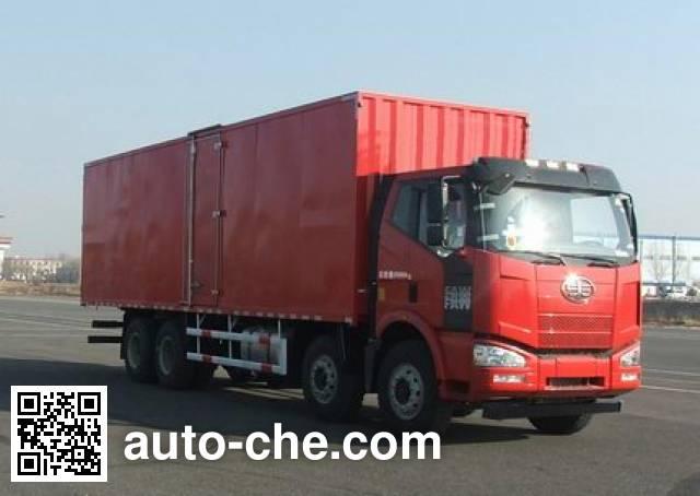 FAW Jiefang CA5240XXYP63K2L6T4E4 box van truck