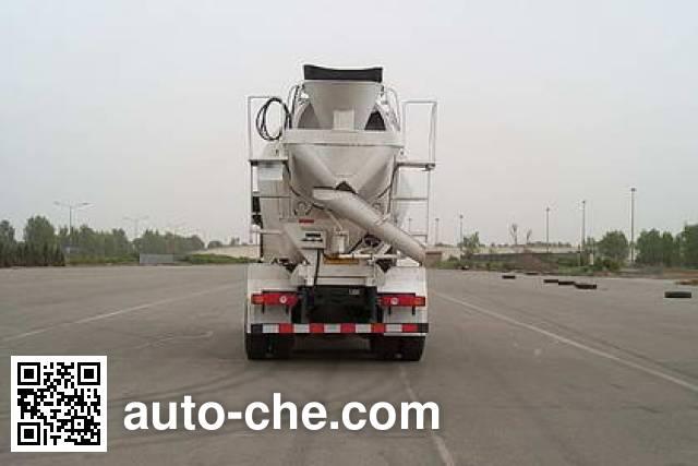 解放牌CA5250GJBP66K2L2T1E平头柴油混凝土搅拌汽车