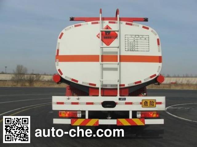 解放牌CA5250GYYP63K1L3T1E4运油车