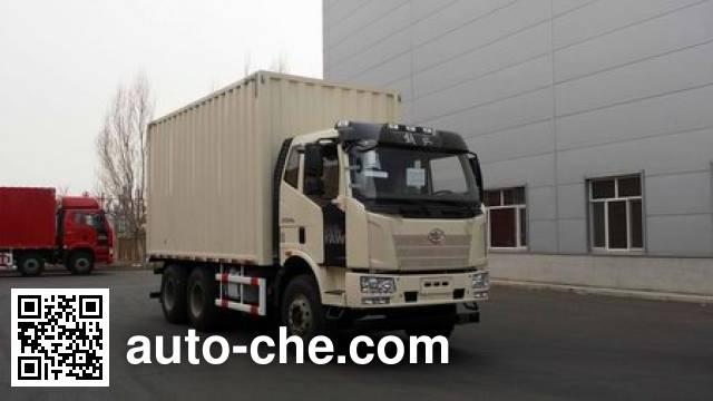 FAW Jiefang CA5250XXYP62K1T1E4Z box van truck