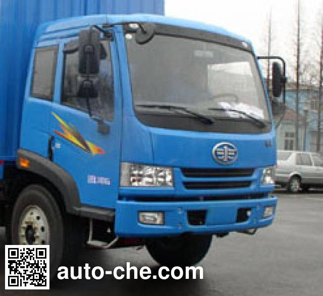 FAW Jiefang CA5250XXYPK2L7T3EA80-2 автофургон с тентованным верхом