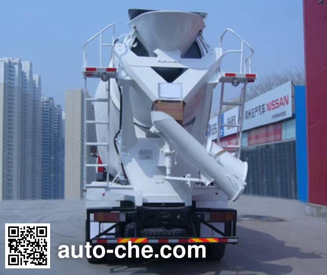 解放牌CA5310GJBP2K2L2T4E80平头柴油混凝土搅拌车