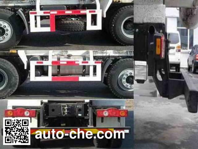 解放牌CA5310GJBP66K24T4E平头柴油混凝土搅拌汽车