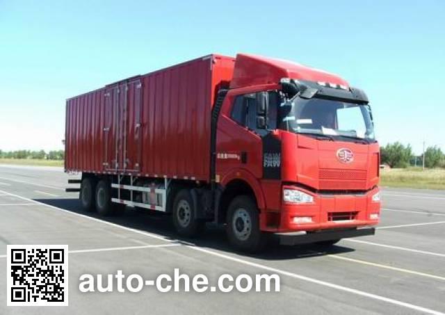 FAW Jiefang CA5240XXYP66K2L7T4E4 box van truck