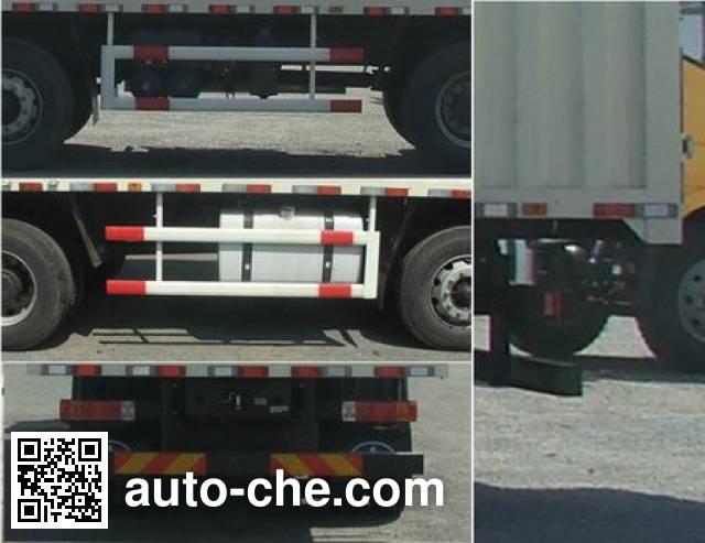 FAW Jiefang CA5310XXYP62K2T4E5Z box van truck