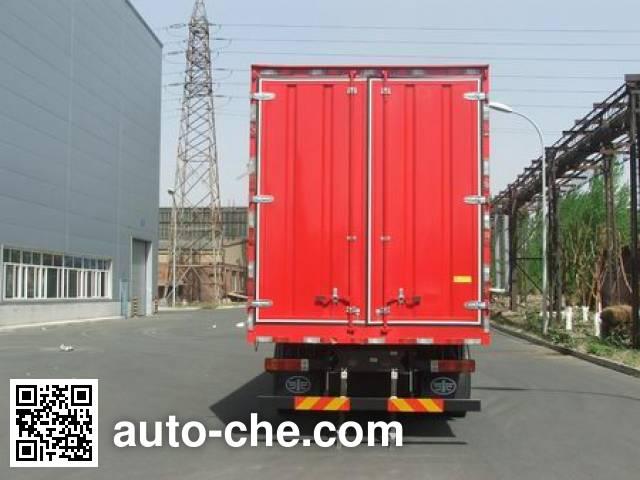 FAW Jiefang CA5320XXYP63K1L6T4E5Z box van truck