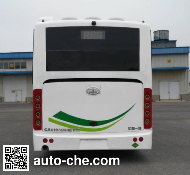 FAW Jiefang CA6103URHEV32 hybrid city bus
