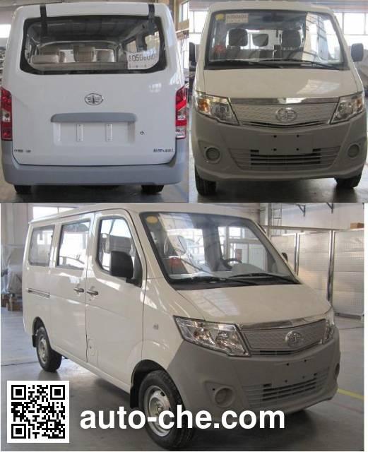 FAW Jiefang CA6402A02 MPV