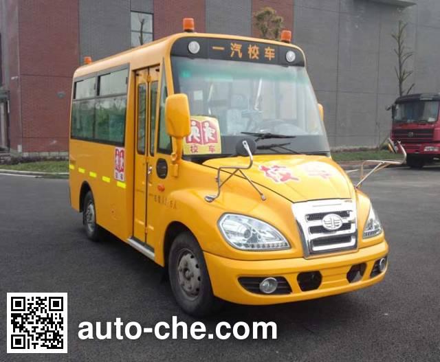 FAW Jiefang CA6520PFD81S primary school bus
