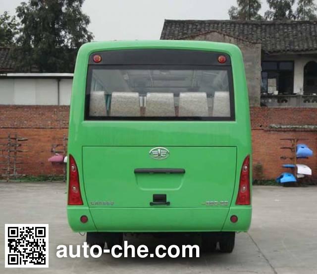 FAW Jiefang CA6660LFD51E bus
