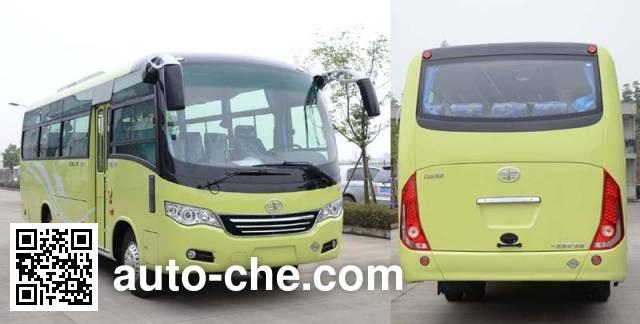 FAW Jiefang CA6760LFN51F bus