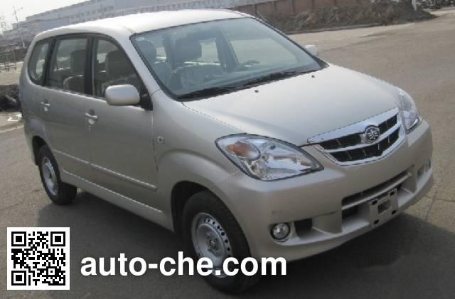 Легковой автомобиль FAW Jiaxing CA7131A1