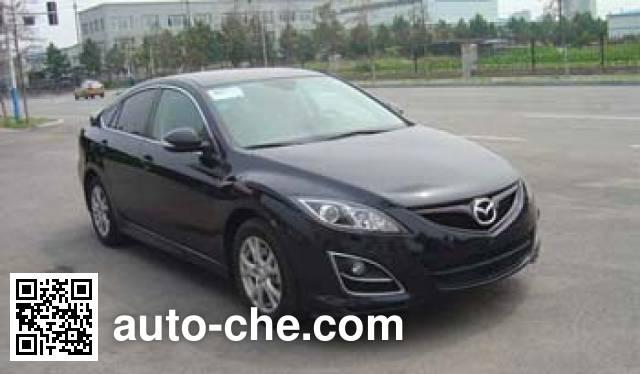 Mazda CA7257AT5 легковой автомобиль