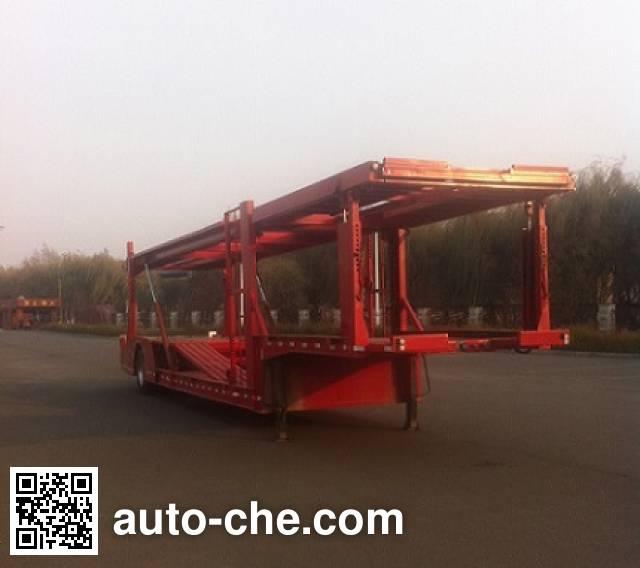 FAW Jiefang CA9180TCCA70 vehicle transport trailer