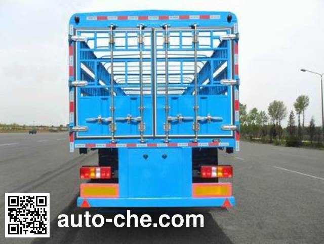 FAW Jiefang CA9350CCY stake trailer
