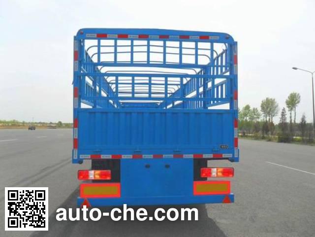 FAW Jiefang CA9351CCY stake trailer