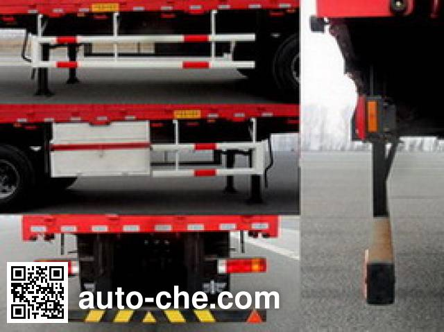 FAW Jiefang CA9401CCY stake trailer