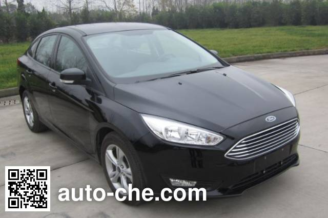 Ford Focus CAF7163M5 car