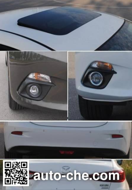 Mazda CAM7150A5 легковой автомобиль